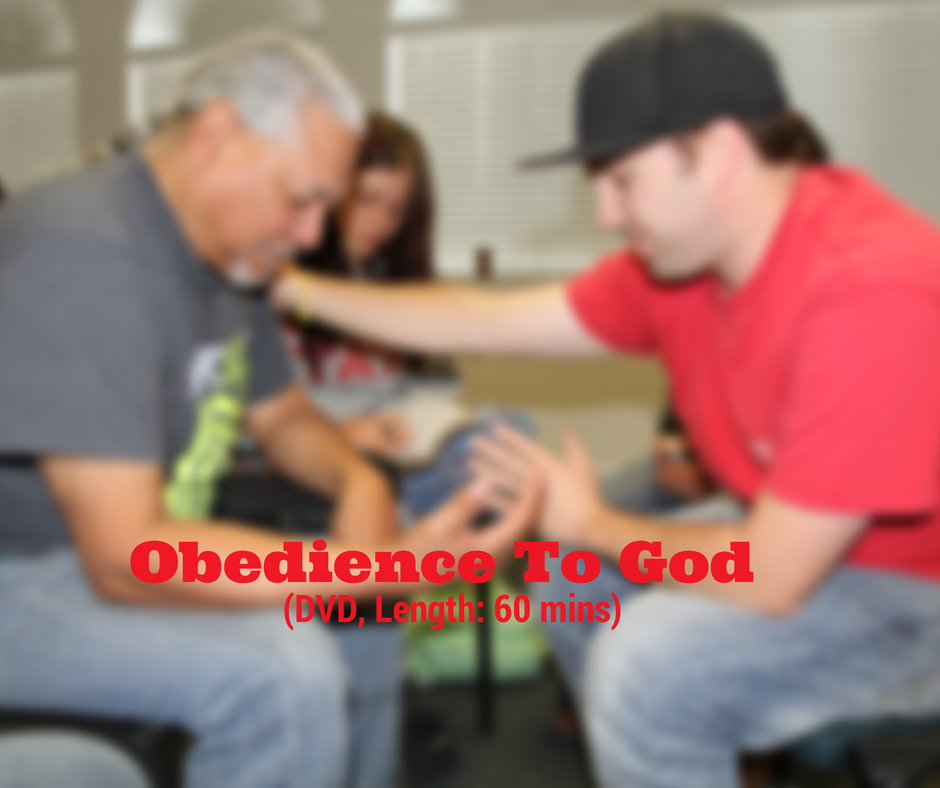 Obedience to God (DVD, Length: 60 mins)