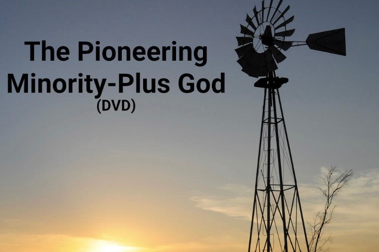 The Pioneering Minority - Plus God (DVD)