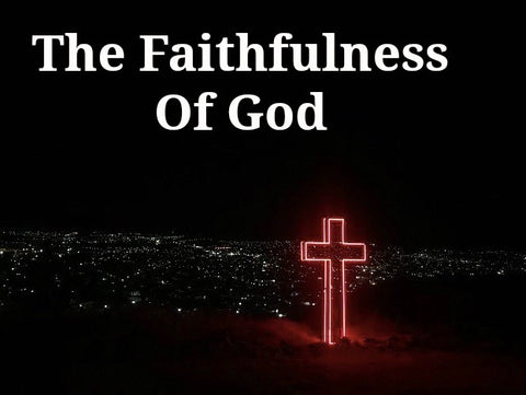 The Faithfulness Of God (MP3)