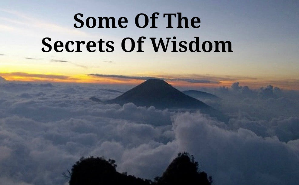 Some Of The Secrets Of Wisdom (MP3)