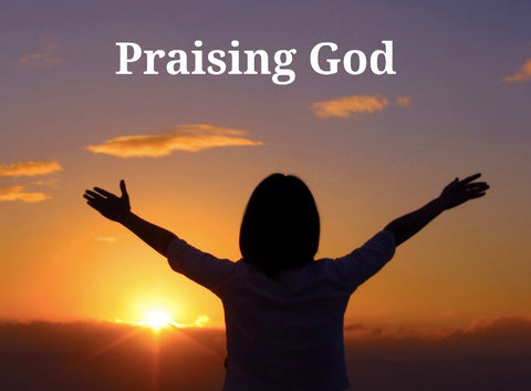 Praising God (MP3)