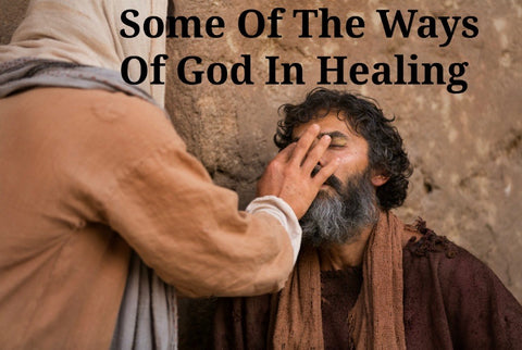 Some of the Ways of God in Healing (3 DVD Series)