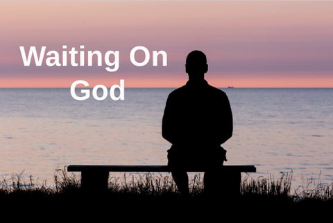 Waiting On God (2 MP3 Series)