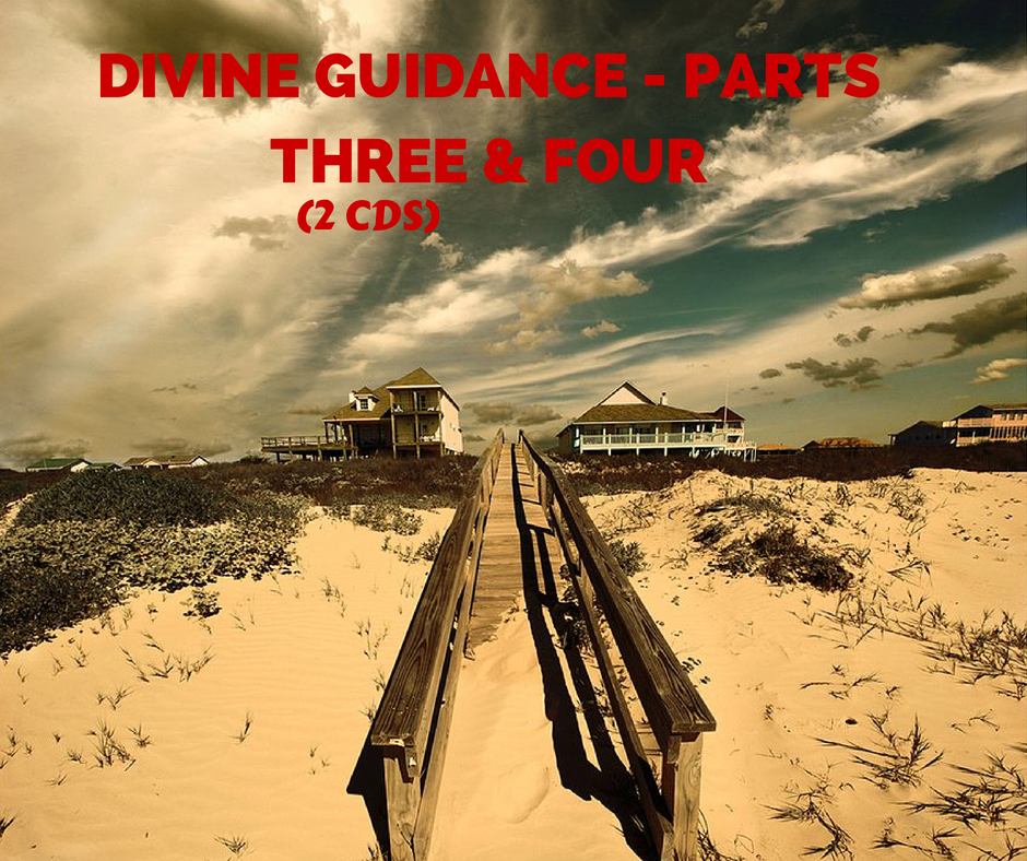 Divine Guidance - Parts Three & Four (2 CDS)