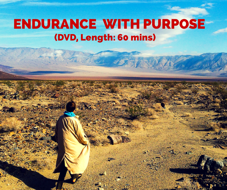 Endurance With Purpose (DVD, Length: 60 mins)