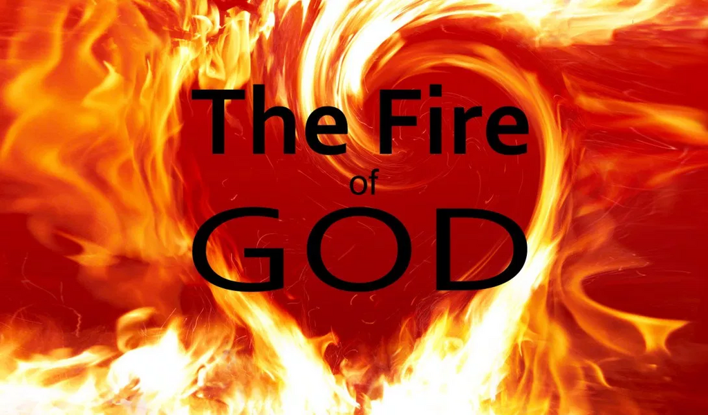 The Fire Of God (MP3)