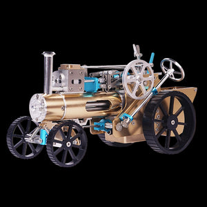 Steam Car Model Kit - The Tinkertown