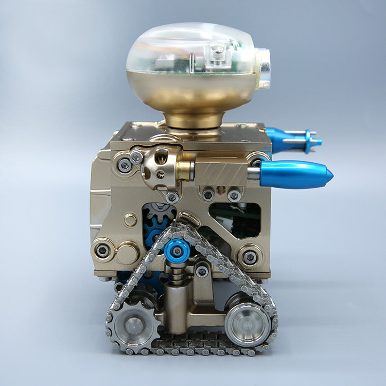 Pioneer 1 Robot Model Kit - The Tinkertown