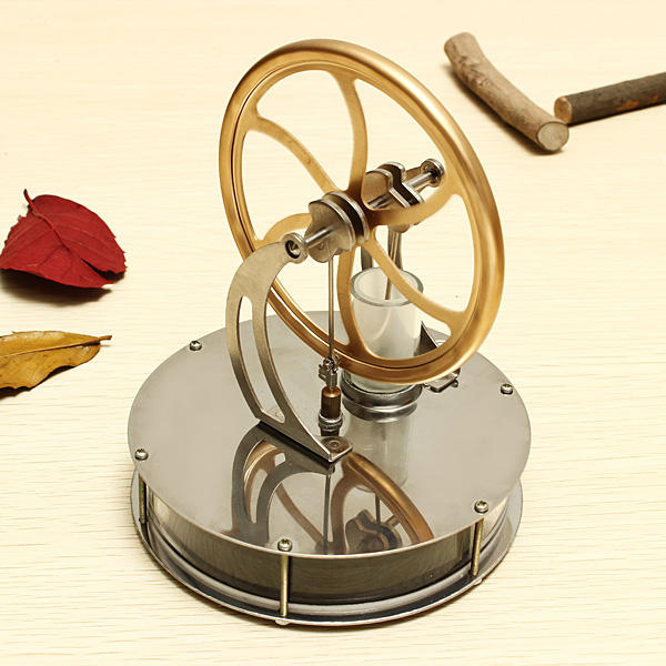 Low-temperature Stirling Engine - The Tinkertown