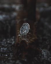 "Load image into Gallery viewer, ""Sorgere"" - Ring, Silver or Gold Plated Silver"