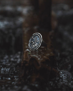 """Sorgere"" - Ring, Silver or Gold Plated Silver"