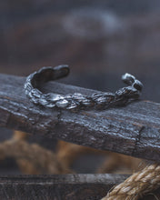 Load image into Gallery viewer, The Bound Bracelet in Brass or Sterling Silver