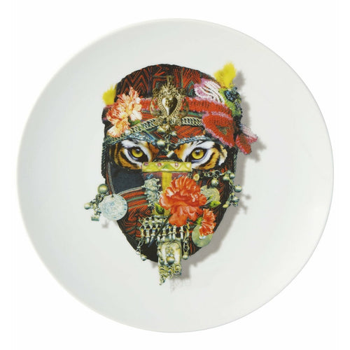 Christian Lacroix Love Who You Want Dessert Plate - Mister Tiger
