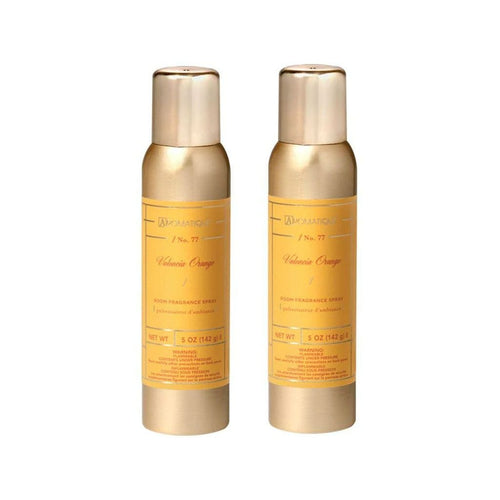 Aromatique Valencia Room Spray 5oz Set of 2