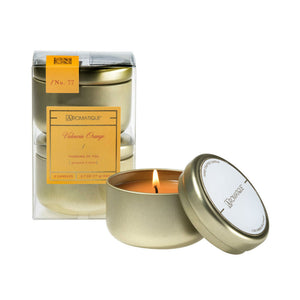Aromatique Valencia Orange Votive Candle 3 oz Set of 2
