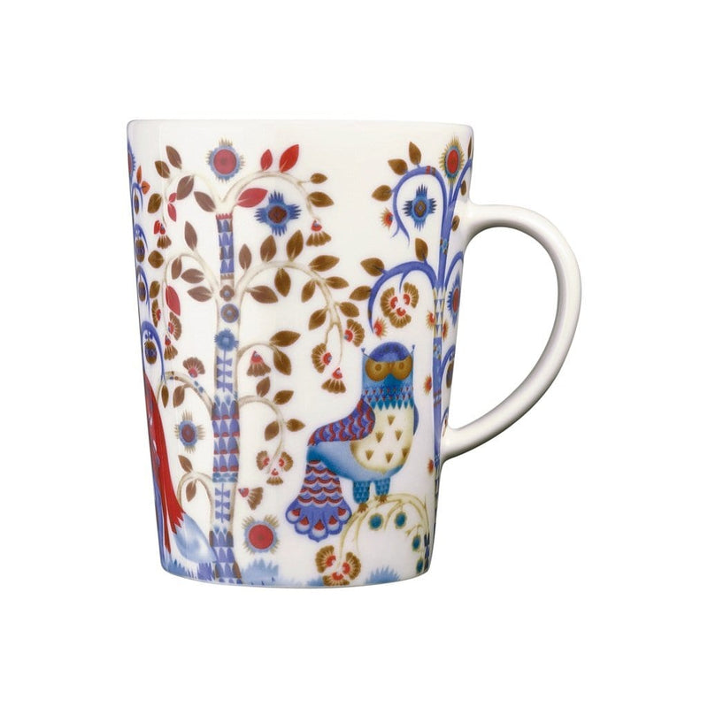 Taika White Mug 13.5oz