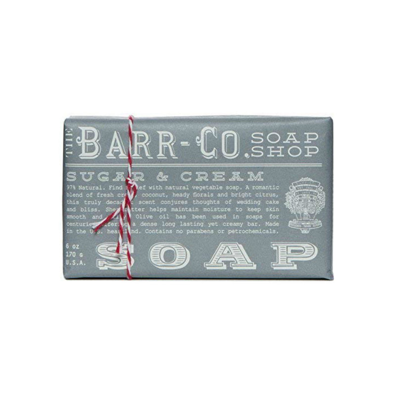 Barr-Co. Sugar & Cream Bar Soap