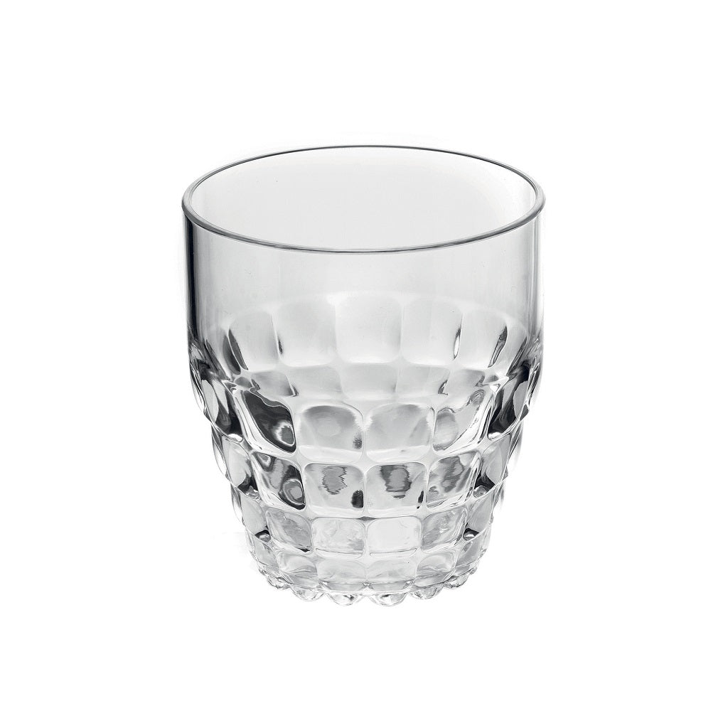 Guzzini Tiffani Low Tumbler Set of 6 Clear