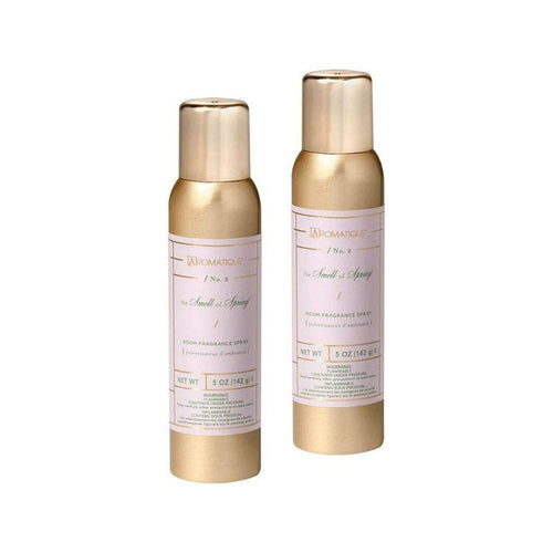 Aromatique The Smell of Spring Room Spray 5oz Set of 2