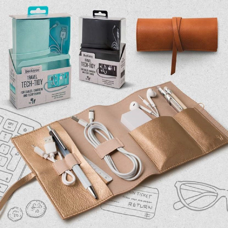 Bookaroo Travel Tech-Tidy (2 colors available)