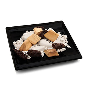 Cedre Scented Potpourri Decorative Set