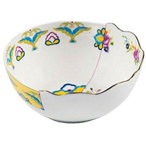 Hybrid Bauci Bowl Porcelain Multicolor