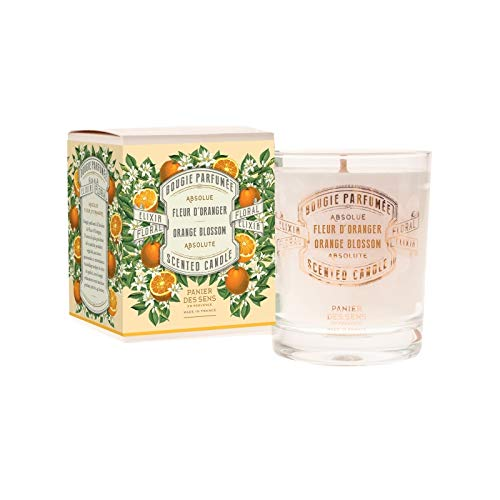 Orange Blossom Scented Candle 180 g