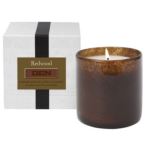 Redwood Den Signature Candle 15.5 oz