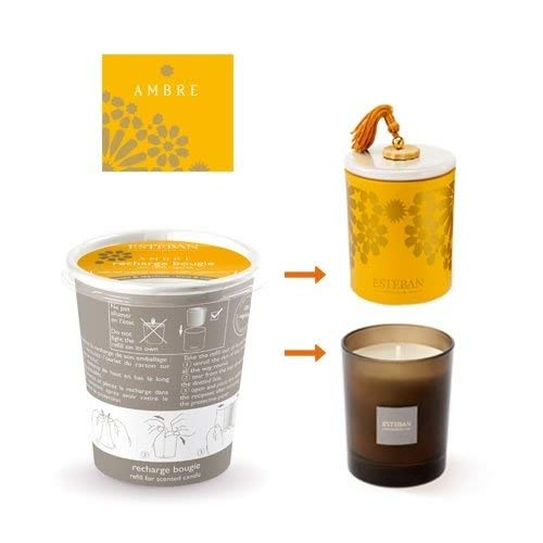 Ambre Refill for Scented & Decorative Candle
