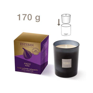 Figue Noire Scented Candle