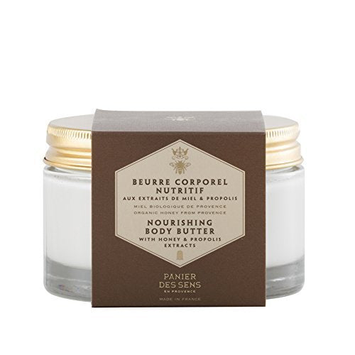 Panier Des Sens Nourishing Body Butter Honey