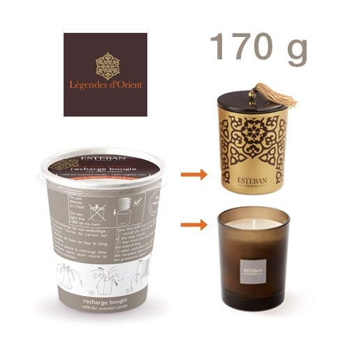 Legendes D'orient Refill for Scented & Decorative Candle