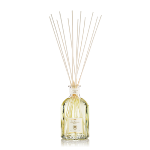 Ginger Lime Reed Diffuser Glass Bottle 250ml / 8.5 fl.oz.