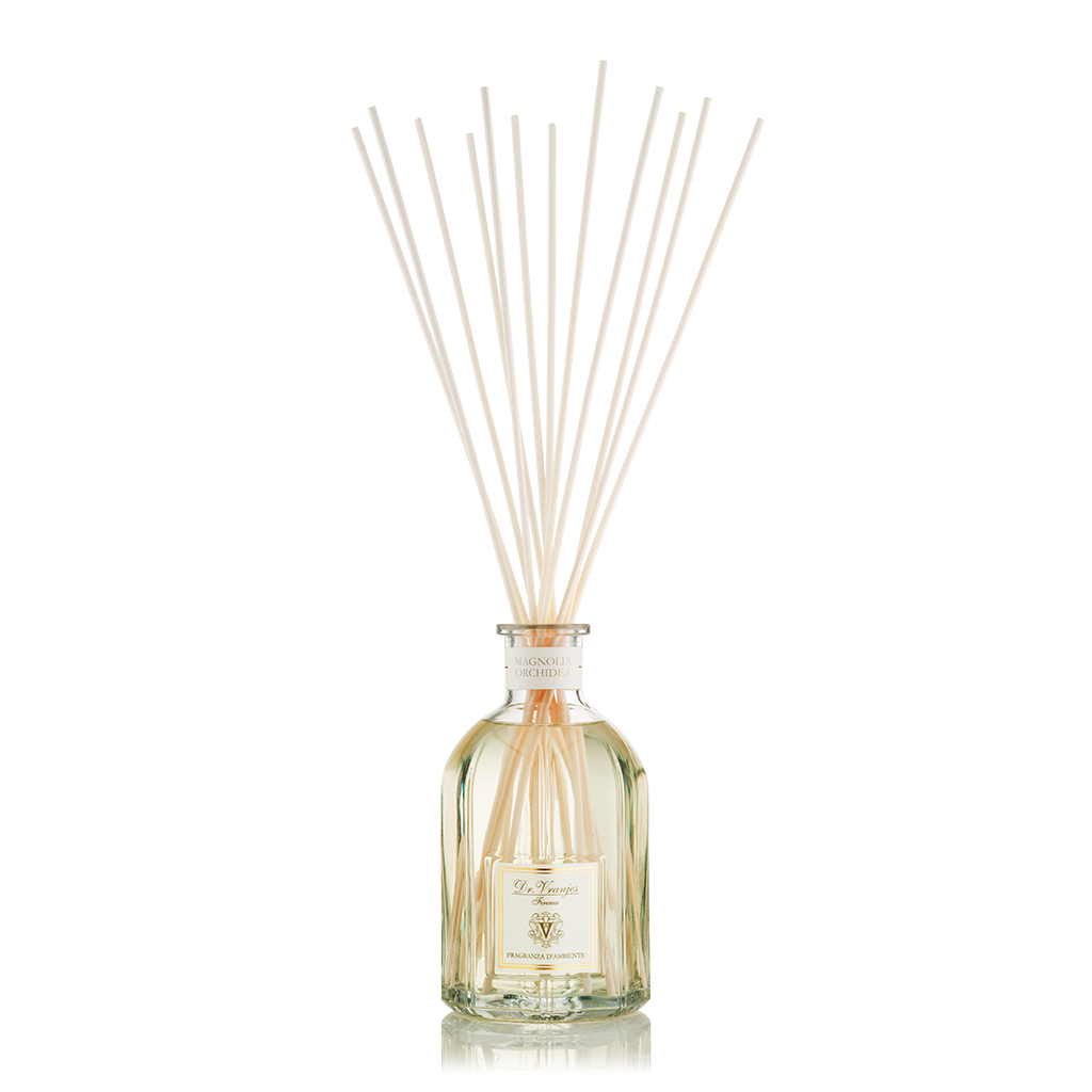 Dr. Vranjes Magnolia Orchidea Reed Diffuser Glass Bottle 500ml