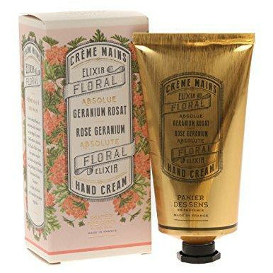 Rose Geranium Hand Cream (75ml - 30ml)