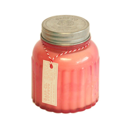 Barr-Co. Honeysuckle Apothecary Scented Jar Candle