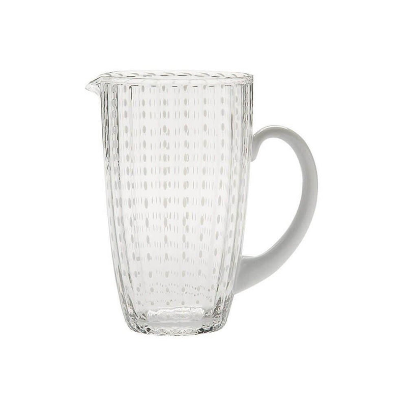 Zafferano Perle Carafe Pitcher Clear