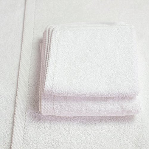 Hotel Collection White Towels Set (7-pieces)