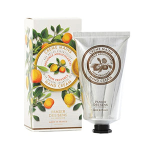 Soothing Provence Citrus Liquid Marseille Soap & Hand Cream Set