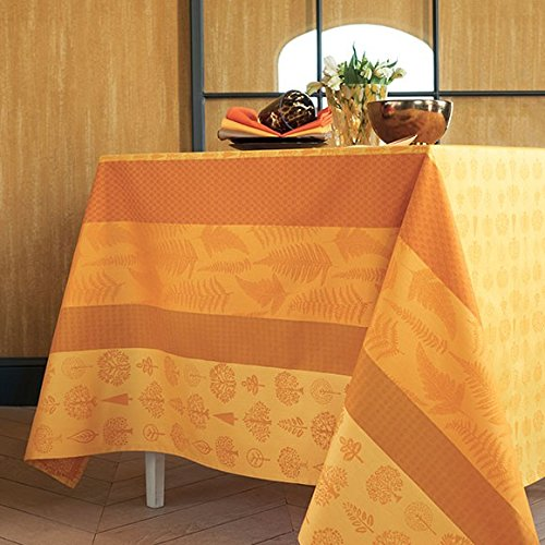 Garnier-Thiebaut Tablecloth Mille Forest Autumn (sizes available)