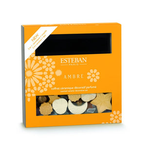 Ambre Scented Potpourri Decorative Set