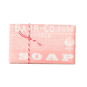 Honeysuckle Bar Soap 6oz.