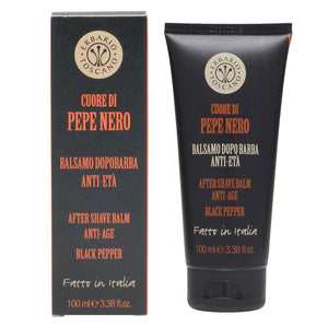 Black Pepper After Shave Balm