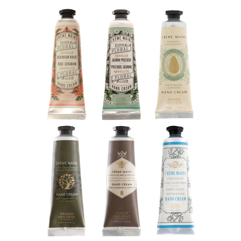 Nourishing Hand Cream Set - 6 Scents