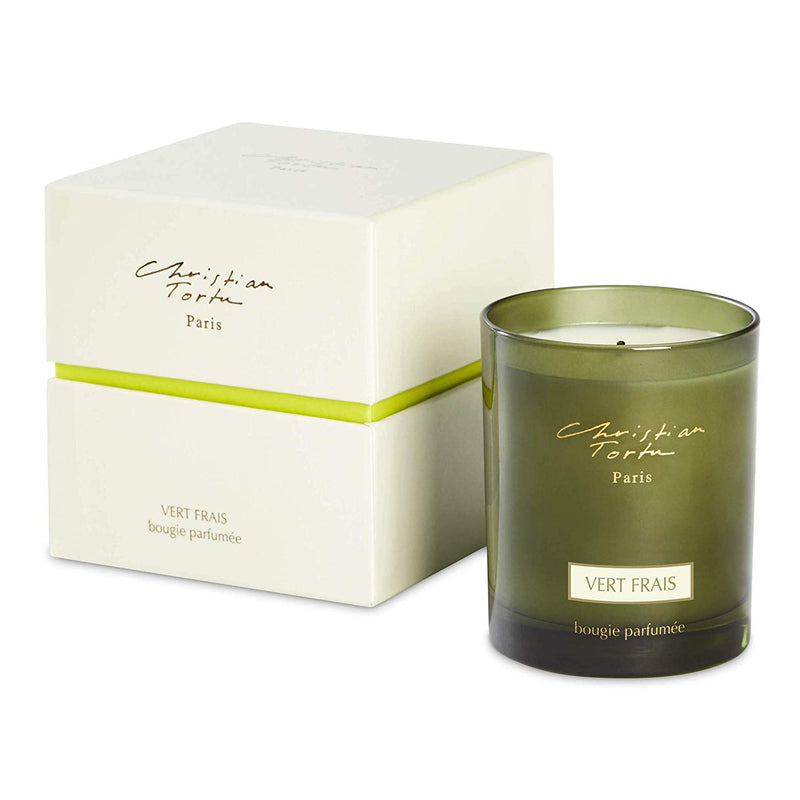 Christian Tortu Vert Frais (Fresh Green) Scented Candle