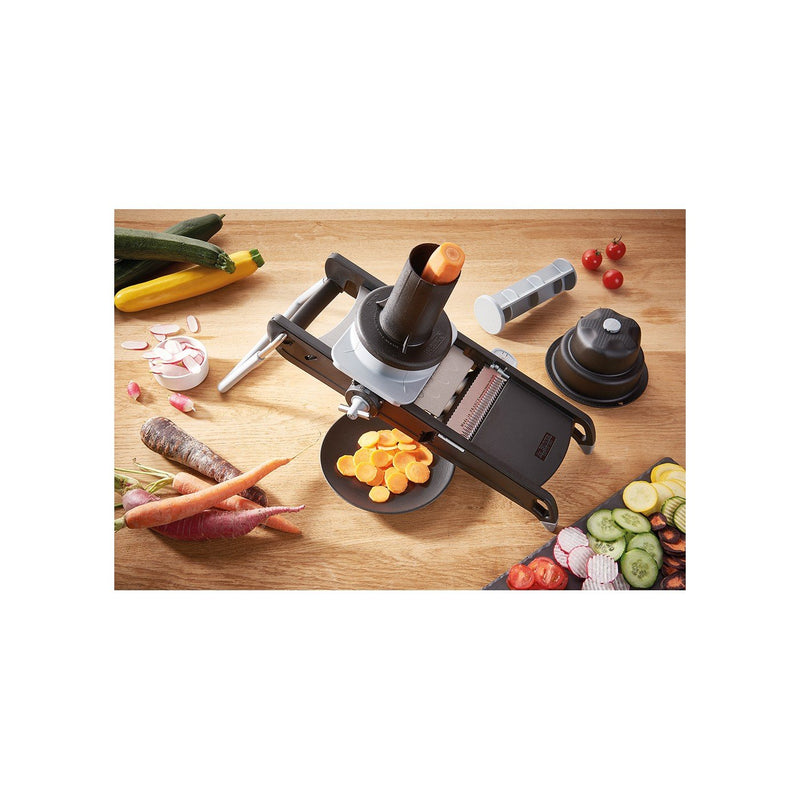 De Buyer Gravity Slicing Kit for Mandoline Swing Revolution Viper Vantage - Pusher
