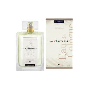 La Véritable Eau de Cologne Spray Bottle 75ml - Natural