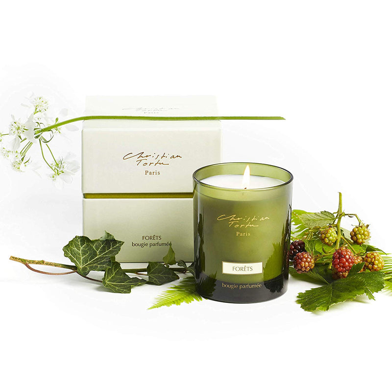 Christian Tortu Forest Scented Candle