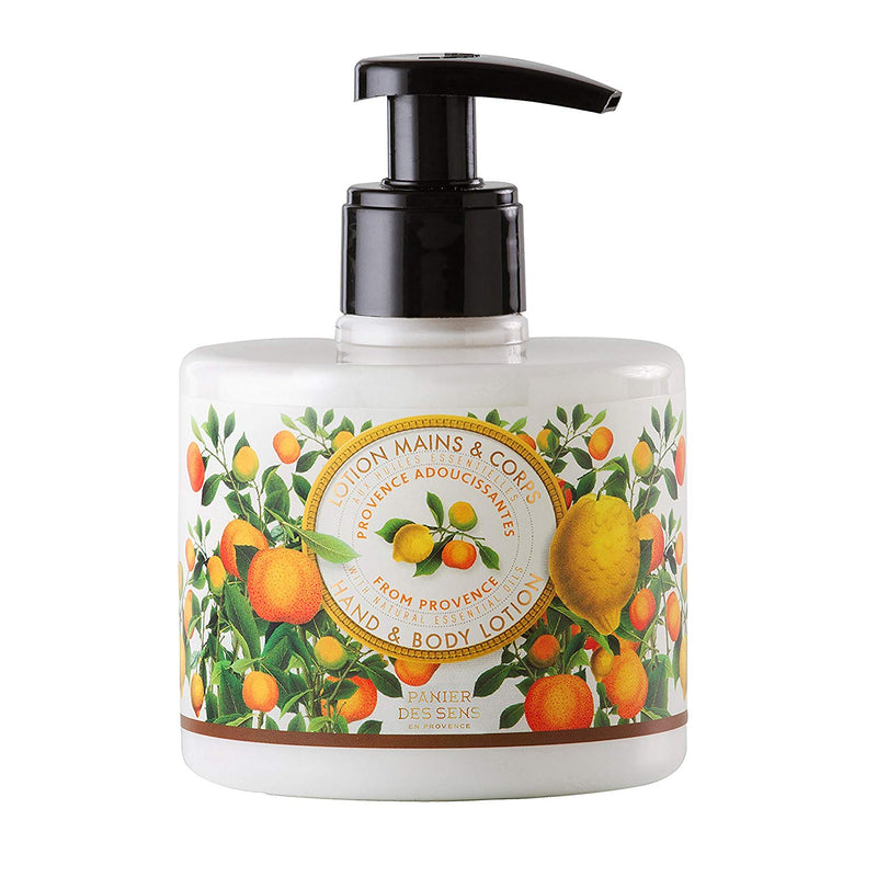 Soothing Provence Hand & Body Lotion