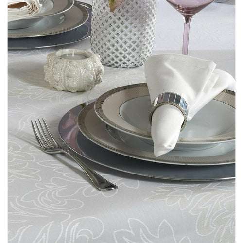 Aspen White Napkin Set of 4